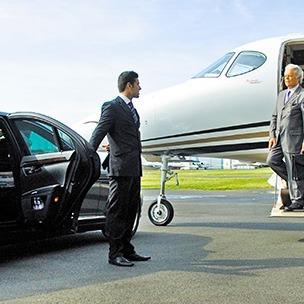 GA Transportes Executivo | Cliente Affinia